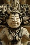 Polityk sztuka w Tajlandzkim stylu. obrazy royalty free
