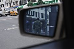 Polizei lizenzfreie stockfotos