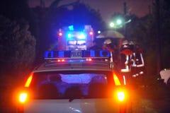 Polizei Lizenzfreie Stockfotografie