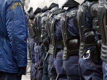 Polizei Stockbild