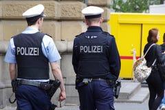 Polizei Image stock
