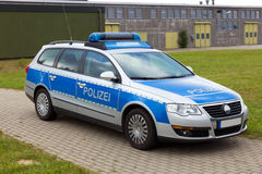 Polizei Royalty Free Stock Images