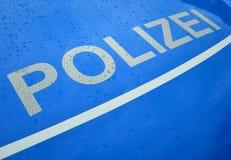 Polizei Royalty Free Stock Image