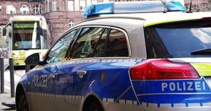 Polizei Stock Image