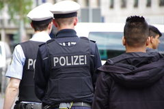 Polizei Stock Photography