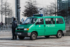Polizei Royalty Free Stock Image