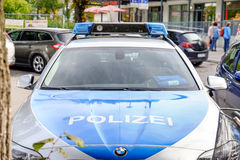 Polizei Stock Photo