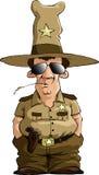 Polizeichef Lizenzfreies Stockfoto