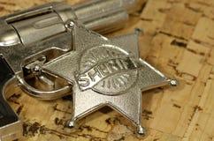 Polizeichef Lizenzfreie Stockbilder