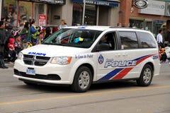 Polizeifahrzeug Lizenzfreies Stockbild