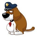 Polizeihund Lizenzfreie Stockbilder