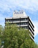 Polizeirevier lizenzfreie stockfotografie