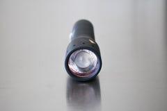 Polizeitaschenlampe Lizenzfreie Stockfotos