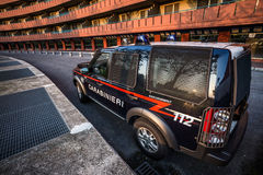 Polizeiwagen Stockbilder