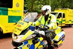 polizia Fotografie Stock