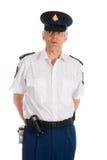 polizia Fotografia Stock Libera da Diritti