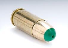 Polizia 9 millimetri di munizioni Immagini Stock Libere da Diritti