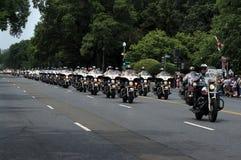 Polizia commemorativa Fotografie Stock