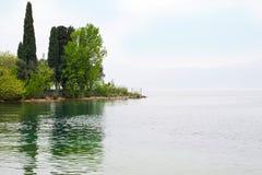 Polizia del lago Immagine Stock Libera da Diritti