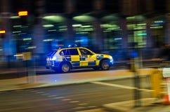 Polizia della città Fotografia Stock Libera da Diritti