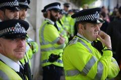 Polizia di Londra Fotografia Stock Libera da Diritti