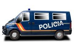 Polizia in Europa Fotografie Stock