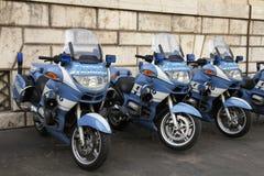 Polizia italiana Fotografia Stock Libera da Diritti