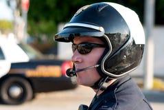 Poliziotto di traffico Fotografia Stock