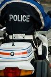 Poliziotto francese Immagini Stock