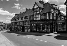 Poliziotto Shrewsbury di Wyle immagini stock