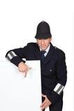 Polizist Stockfotografie