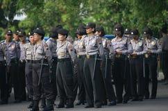 Polizistin Lizenzfreie Stockbilder