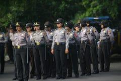 Polizistin Lizenzfreies Stockbild