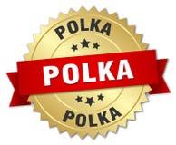 polka royalty-vrije illustratie
