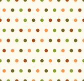 Polka background Stock Photography