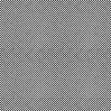 Polka disegnata a mano di semitono afflitta Dots Light Pattern Background Fotografia Stock
