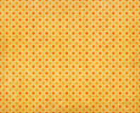 Polka dot background Stock Photography