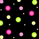 Polka Dot Background Royalty Free Stock Image