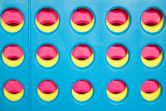 Colorful Polka dot background. Polka dot background made of basket plastic Royalty Free Stock Photo