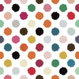 Polka dot Stock Photography