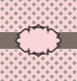 Polka dot design Royalty Free Stock Photos