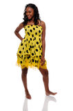 Polka Dot Dress Royalty Free Stock Images
