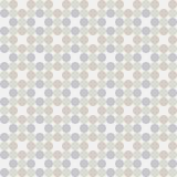 Polka dot fabric Royalty Free Stock Images