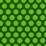 Polka dot Green seamless pattern. Endless background texture. Vector illustration. Polka dot Green seamless pattern. Endless background texture. Vector Stock Illustration
