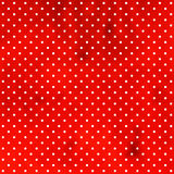 Polka dot grungy pattern Royalty Free Stock Images