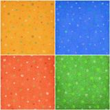 Polka dot paper texture Stock Photos