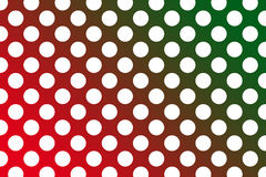 Polka dot pattern. Color Polka dot pattern background Royalty Free Stock Images