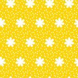 Polka Dot Pattern, fond sans couture de vecteur Photos libres de droits
