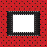 Polka dot Royalty Free Stock Photo