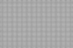 Polka dot pattern seamless, pattern on white background. Modern stylish texture Stock Photography